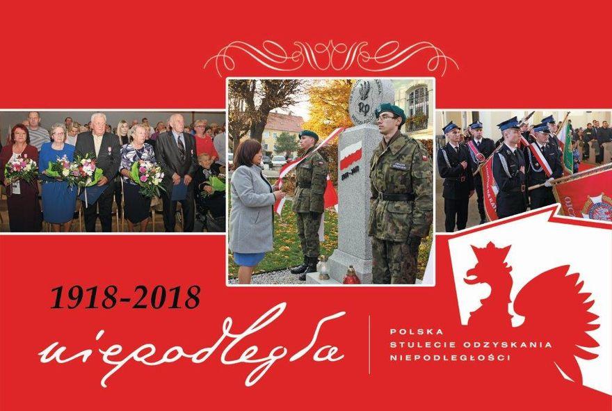 Gmina Dobromierz: Uczcili 100. rocznicę odzyskania niepodległości