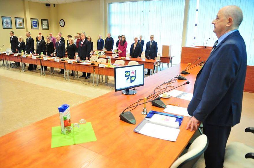 Świdnica: Rozpoczęła się ósma kadencja Rady Miejskiej w Świdnicy