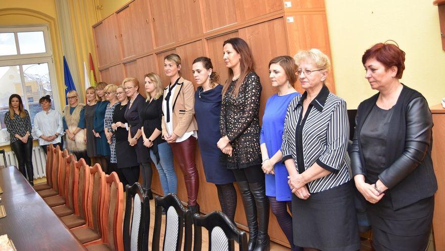 Gmina Świdnica: Dzień Pracownika Socjalnego w gminie Świdnica