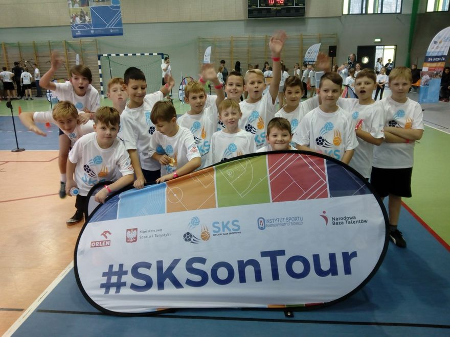 Strzelce: Uczniowie w SKSonTour w Oleśnicy