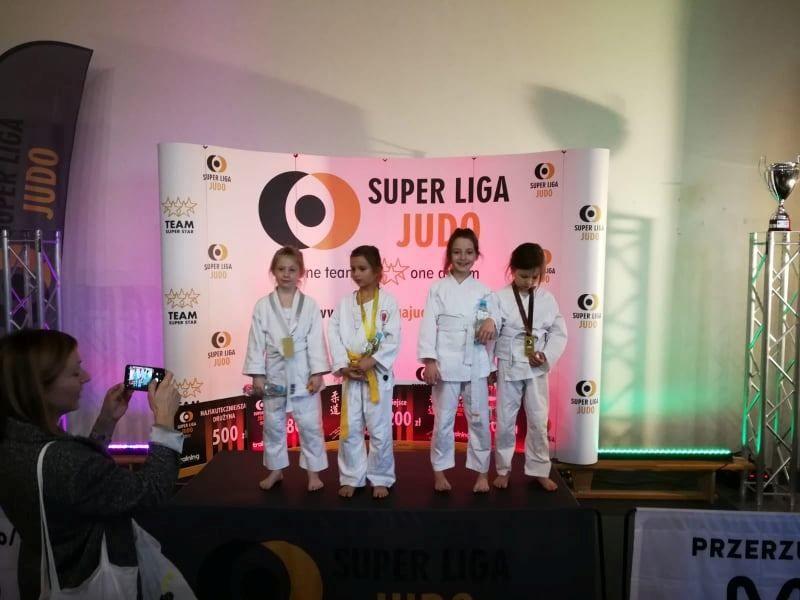 Strzegom: Judocy AKS–u wysoko w klasyfikacji generalnej SUPER LIGI