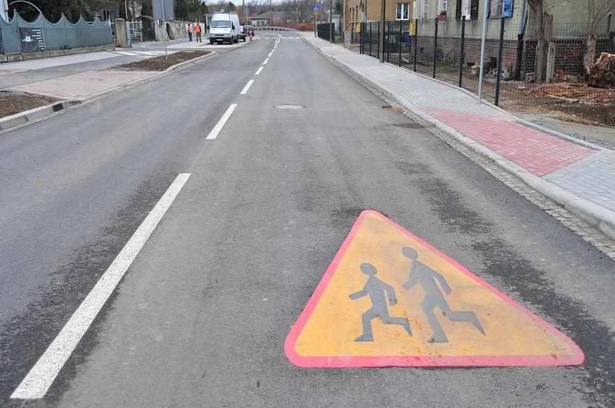 Świdnica: Zakończył się remont ulicy Kraszowickiej
