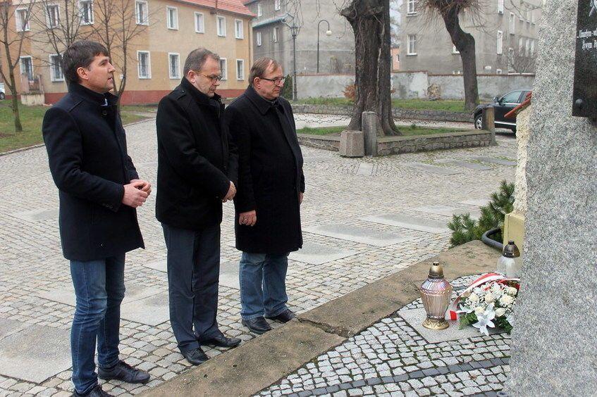 Świebodzice: Świebodzice pamiętają o rocznicy stanu wojennego