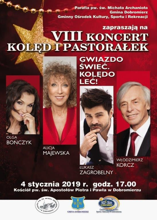 Dobromierz: Już dziś Koncert Kolęd