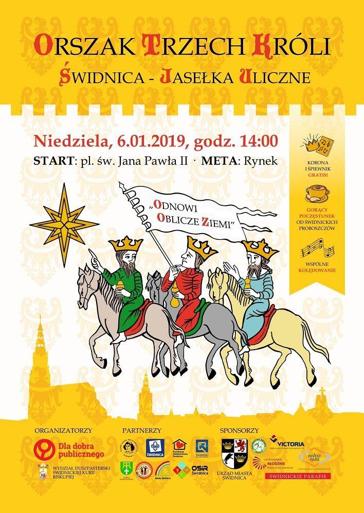 Świdnica: Świdnicki Orszak Trzech Króli już jutro