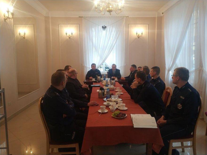 Gmina Dobromierz: Bezpieczniej w gminie Dobromierz