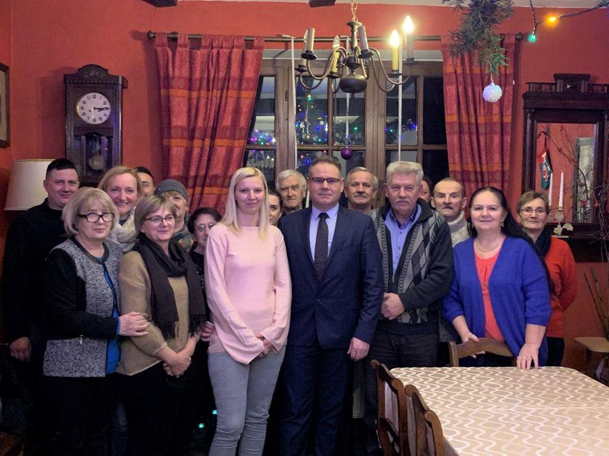 Gmina Marcinowice: Pierwsze zebrania i pierwsze wybory sołtysów