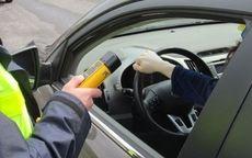 powiat świdnicki: Policjanci zatrzymali nietrzeźwego kierującego, który miał blisko 3 promile alkoholu w organizmie