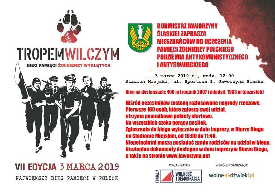 Jaworzyna Śląska: Tropem Wilczym pobiegną również w Jaworzynie Śląskiej