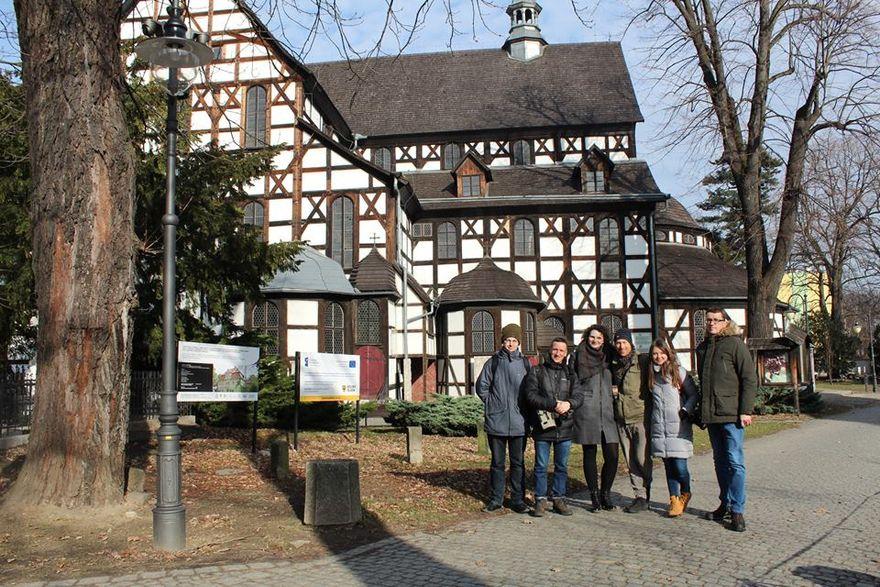Świdnica: Dziennikarze z Litwy na study tour w Świdnicy