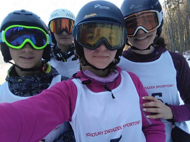 Świdnica: III miejsce na Dolnym Śląsku w narciarstwie alpejskim