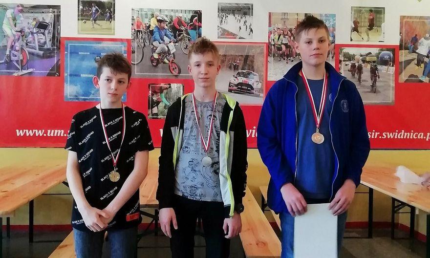 Witoszów Dolny: Kolejny sukces młodych triathlonistów