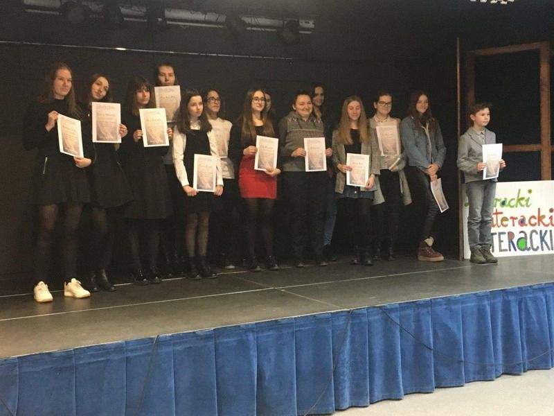 Świebodzice: Uczennice świebodzickiego LO – laureatkami