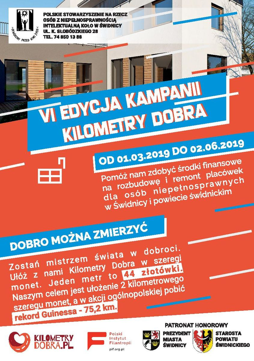 Świdnica/powiat świdnicki: Przed nami VI edycja kampanii