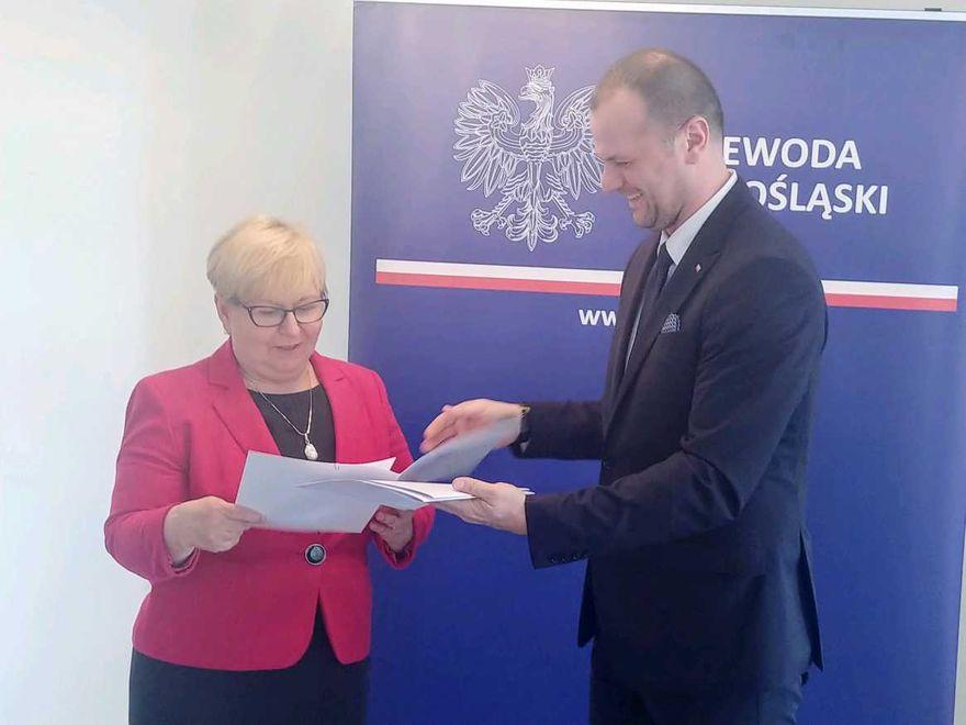 Gmina Świdnica: Kolejne środki dla Gminy Świdnica na usuwanie skutków klęsk żywiołowych