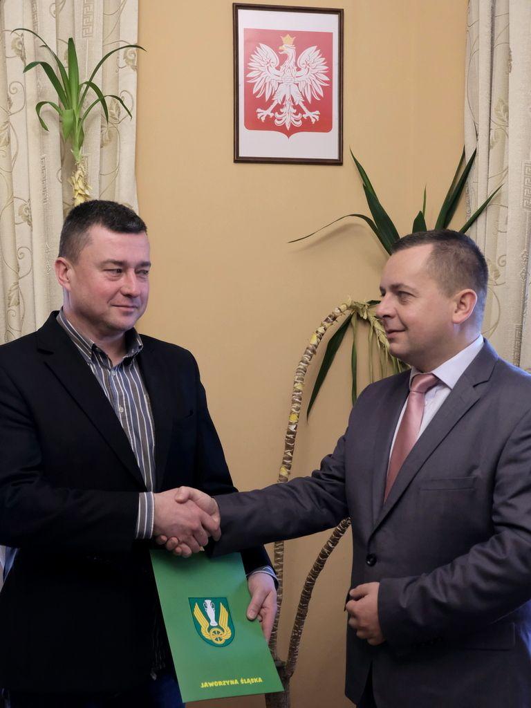 Jaworzyna Śląska: Adrian Szewczyk nowym dyrektorem Samorządowej Przychodni Zdrowia