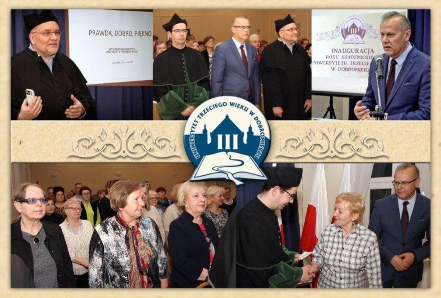 Dobromierz: Inauguracja roku akademickiego za nami