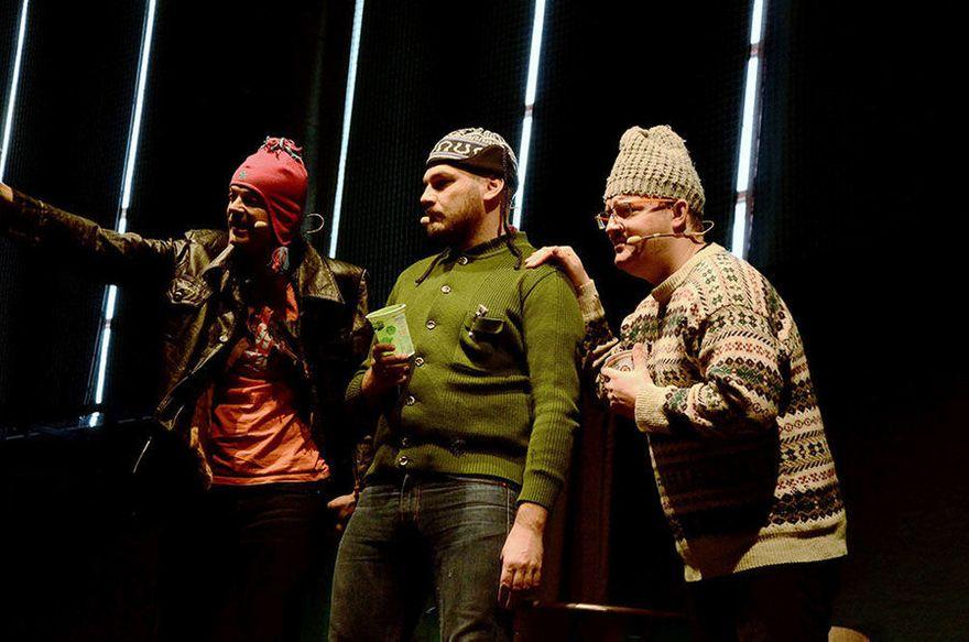 Żarów: Kabaret Smile rozbawił żarowską publiczność