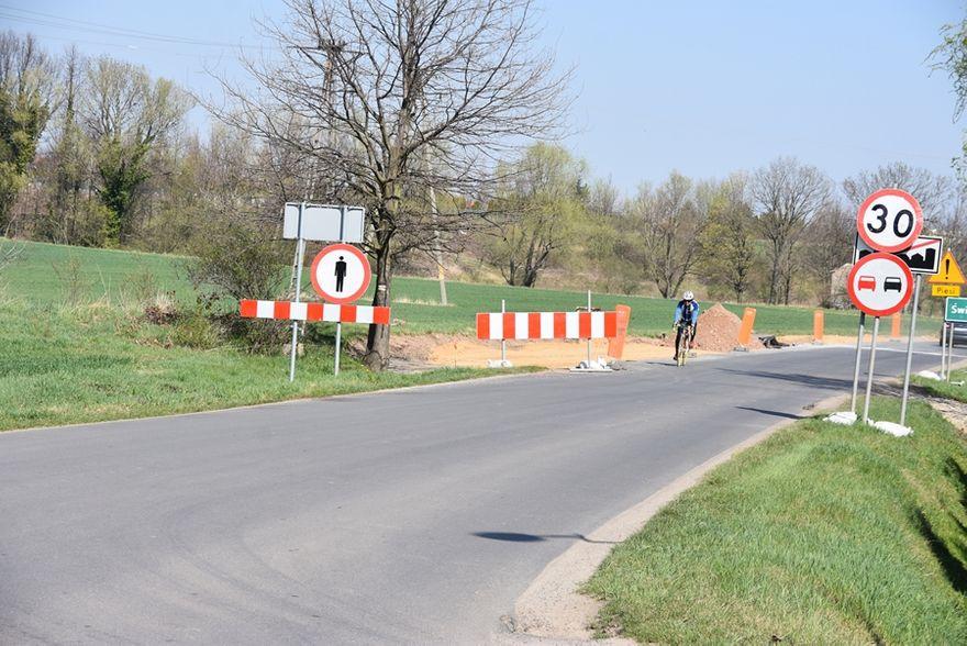 Bystrzyca Dolna: Kolejna droga rowerowa w gminie