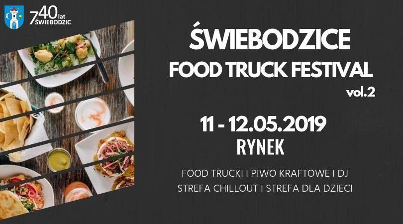 Świebodzice: II Świebodzicki Food Truck Festival