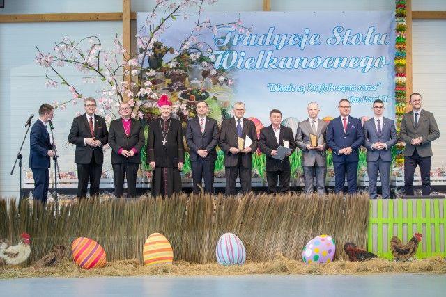 Marcinowice: Jubileuszowe XV Tradycje Stołu Wielkanocnego
