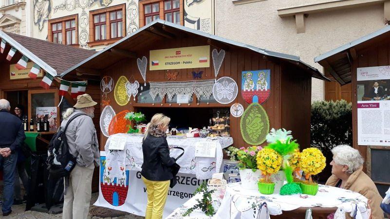 Gmina Strzegom: Gmina Strzegom promowała się w Znojmo