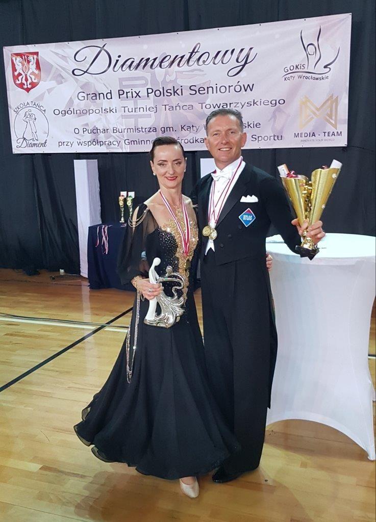 Świdnica: Tuż po Nagrodzie Prezydenta Świdnicy – wytańczyli podwójną koronę