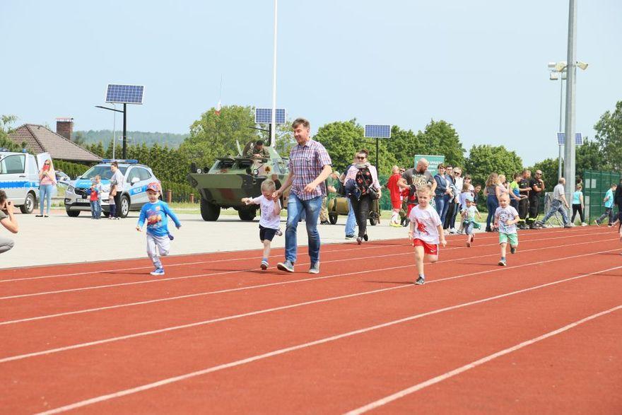 Strzegom: Piłkarska rywalizacja, atrakcje i zabawy dla najmłodszych