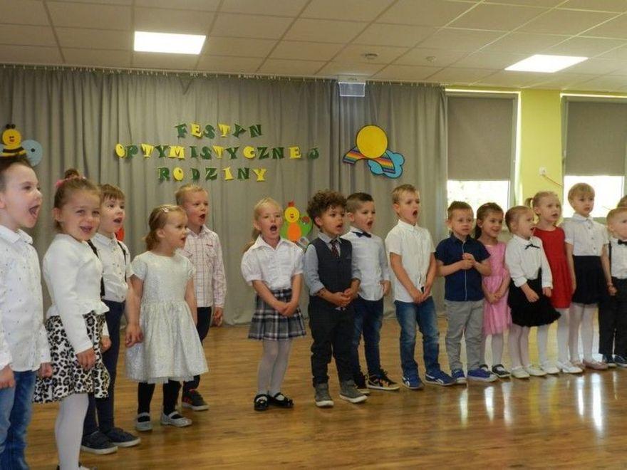Żarów: Festyn Optymistycznej Rodziny w Bajkowym Przedszkolu