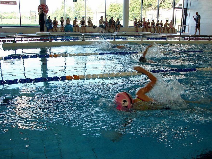 Witoszów Dolny: Rywalizowali pływacy