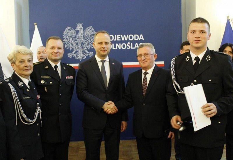 Jaroszów: Nowy wóz dla OSP w Jaroszowie