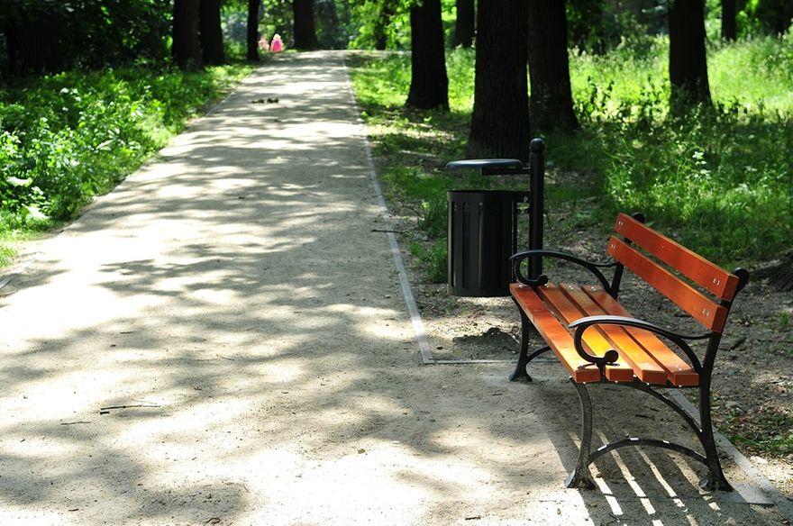 Świdnica: Nowe alejki w Parku Wrocławskim