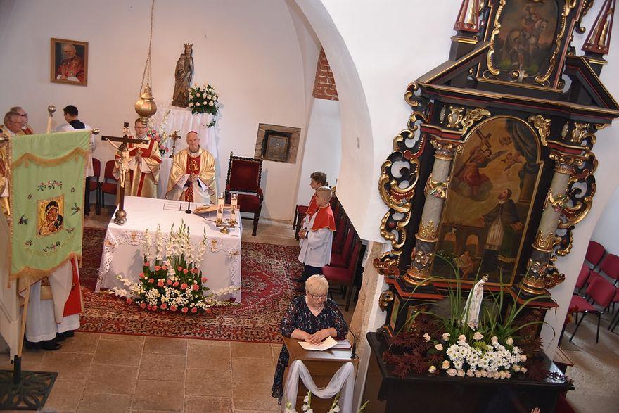 Gogołów: Kościół w Gogołowie ma 800 lat