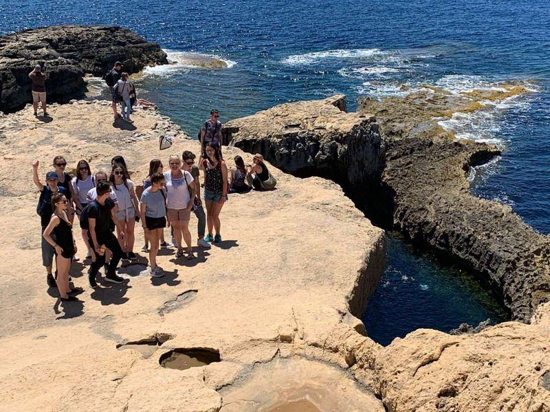 Świdnica: Wrócili z Malty