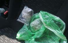 Świdnica: Miał w samochodzie 420 porcji marihuany