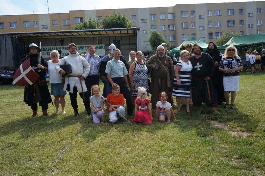 Jaroszów: Festyn parafialny