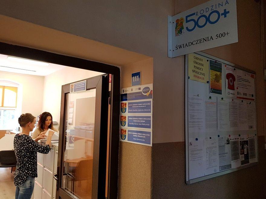 Gmina Świdnica: Realizują wypłaty