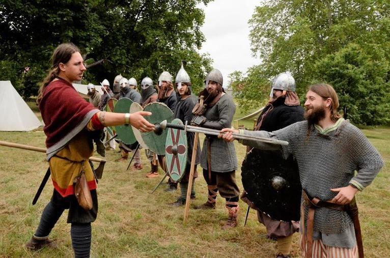 Wierzbna: Pachniało średniowieczem