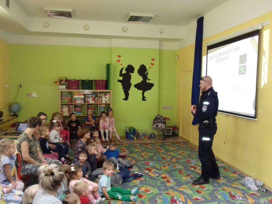 Świdnica: Spotkanie z przedszkolakami