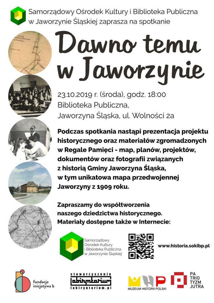 Jaworzyna Śląska: Pierwsze spotkanie