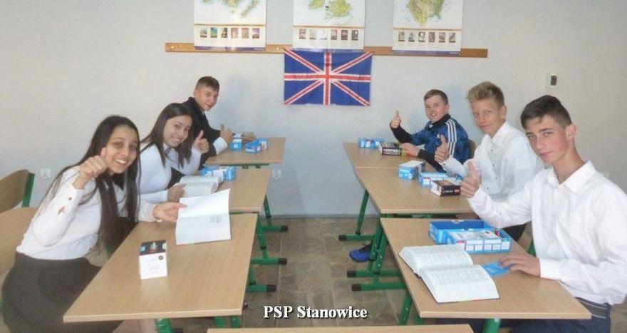 Gmina Strzegom: Szlifują angielski