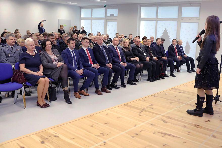 Gmina Marcinowice: Noworocznie w Marcinowicach