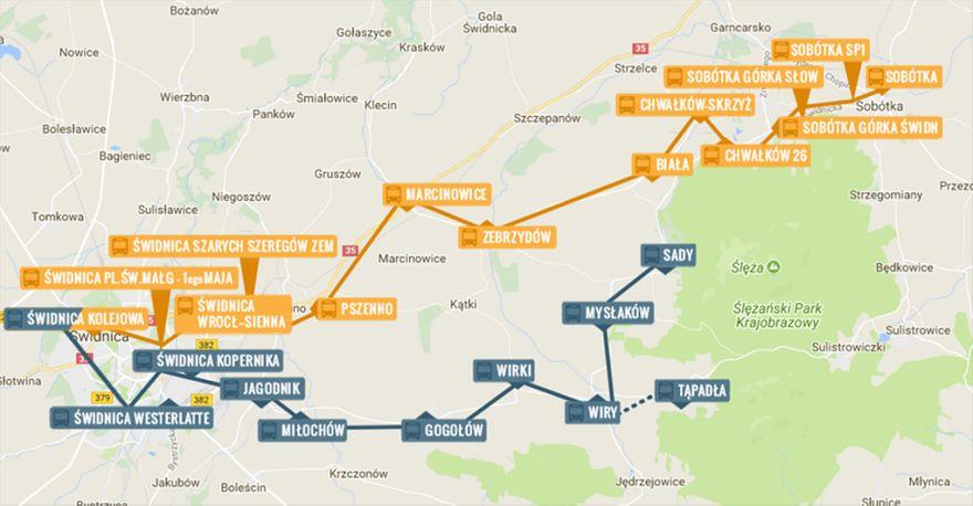 Świdnica/powiat świdnicki: Wznawiają kursy