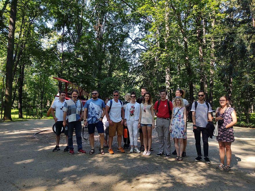Świdnica: Wizyta dziennikarzy