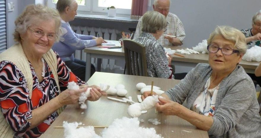 Strzegom: Aktywni seniorzy