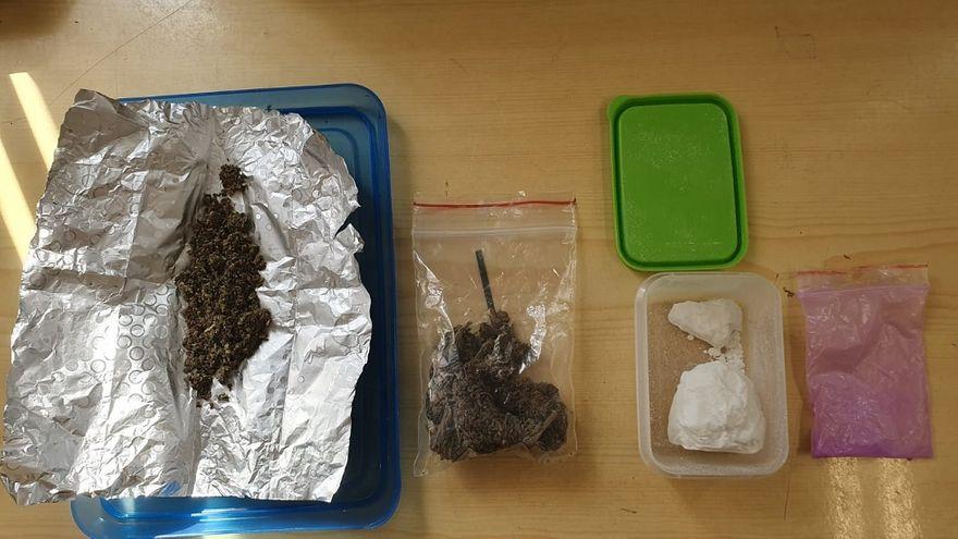 Świdnica: Narkotyki do depozytu