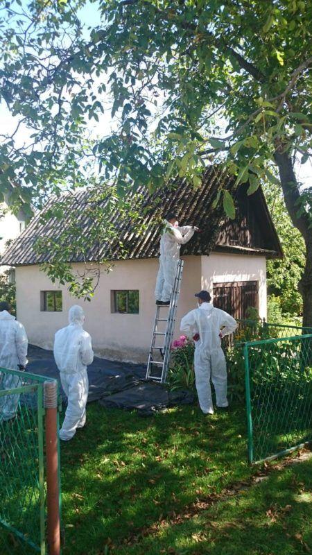 Gmina Marcinowice: Azbest do utylizacji