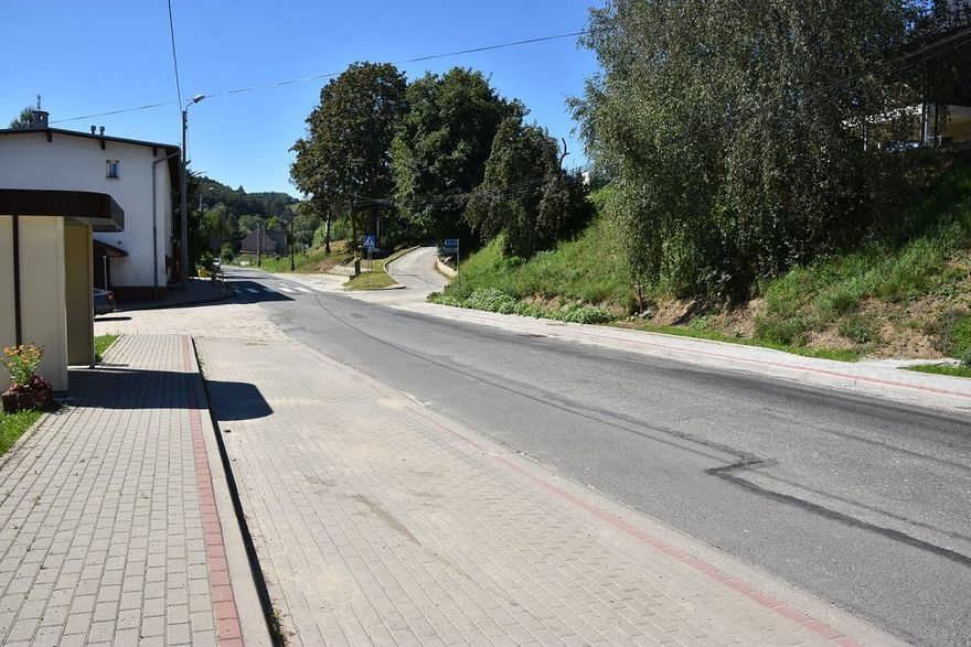 Gmina Świdnica: Chodniki to bezpieczeństwo