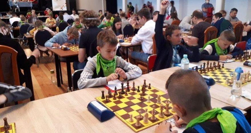 Strzegom: Szachiści w Polanicy