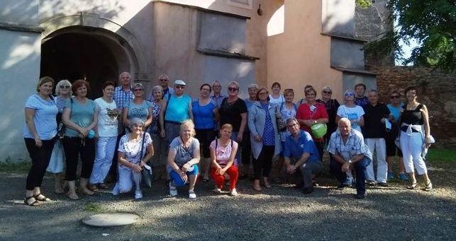 Jaroszów: Seniorzy zwiedzają